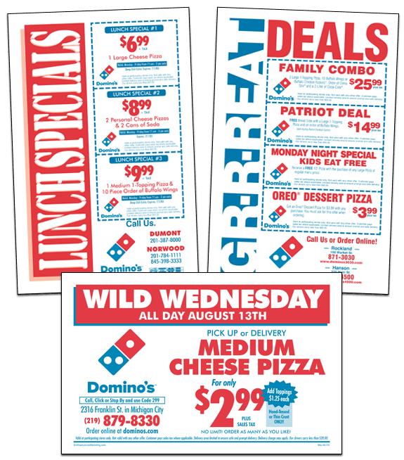 marketing mix dominos pizza Frozen dough made from a proprietary mix of wheat flour, 100% real mozzarella cheese, fresh  (domino's pizza, 2014) finally, switching costs for customers are low this can hurt  papa john's pizza marketing plan 10 the context in this section, this student will consider the context, which is the current state of the.