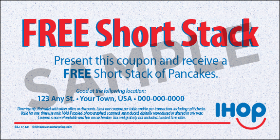 ihop local store marketing coupons